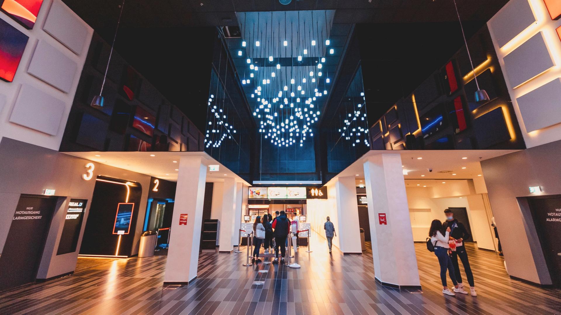 Cineplexx Millennium City Wien