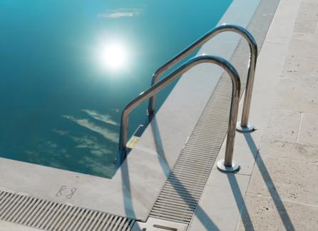 Wasserqualität im Pool