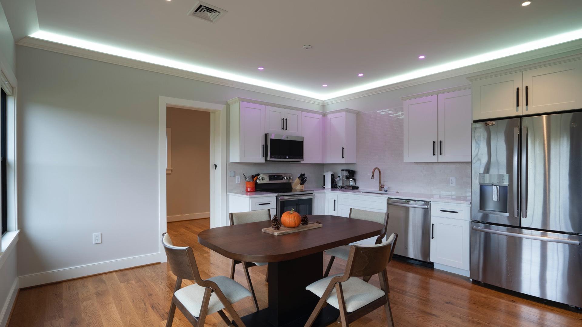 Celek Smart Home - Küche
