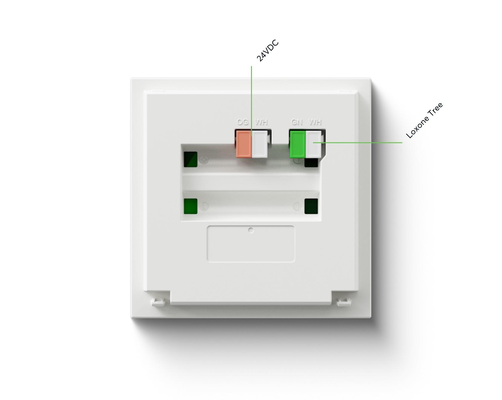 NFC Code Touch záda
