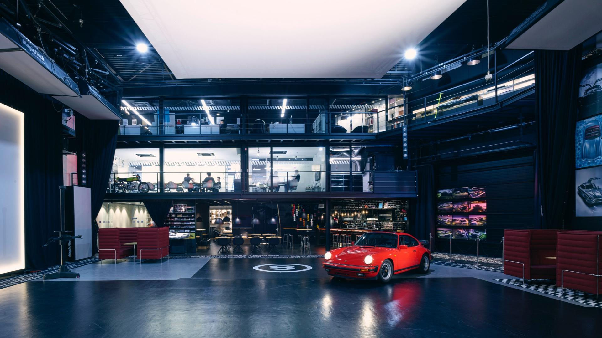 Staud Studios Bürogebäude