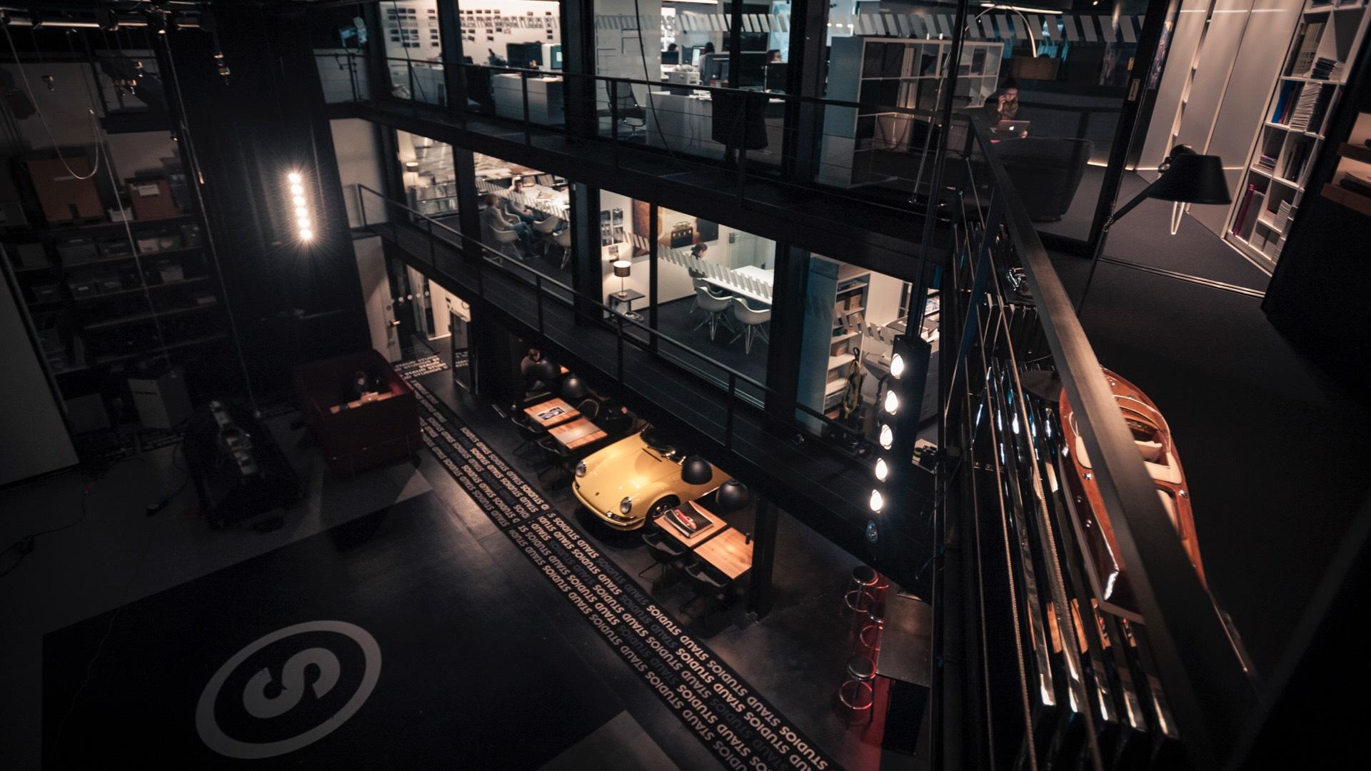 Staud Studios Büro