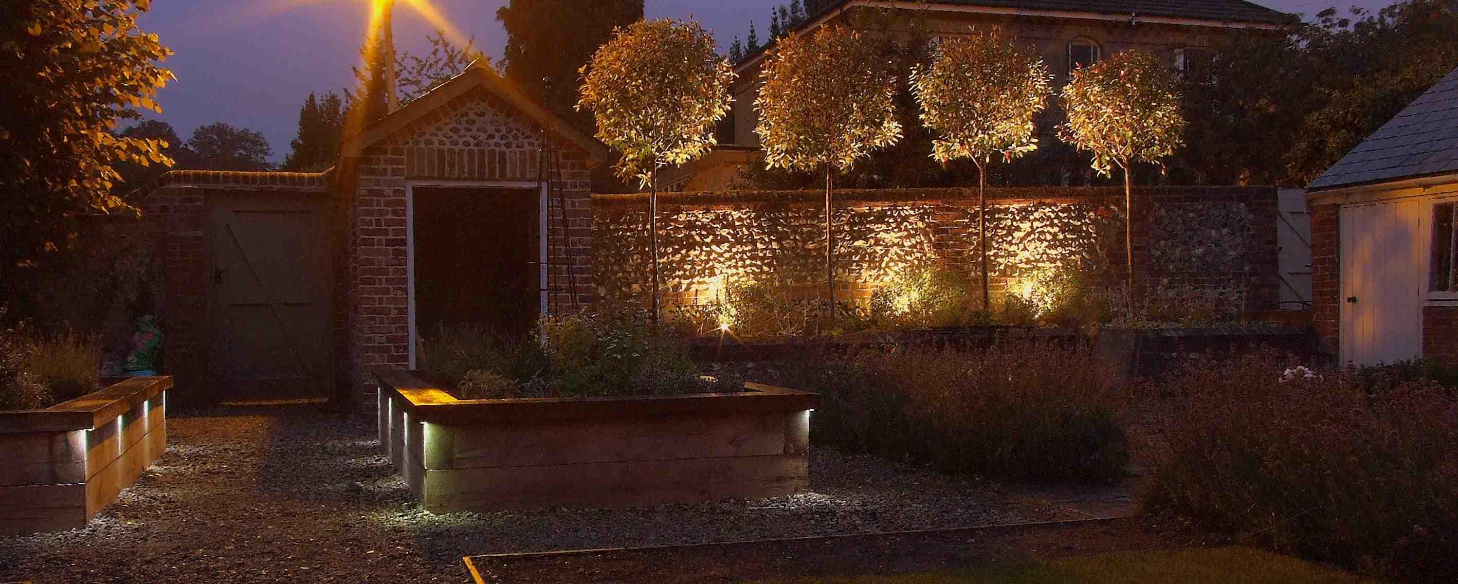 Genial Smart Gardens #2: Garden Lighting Ideas   Loxone Blog