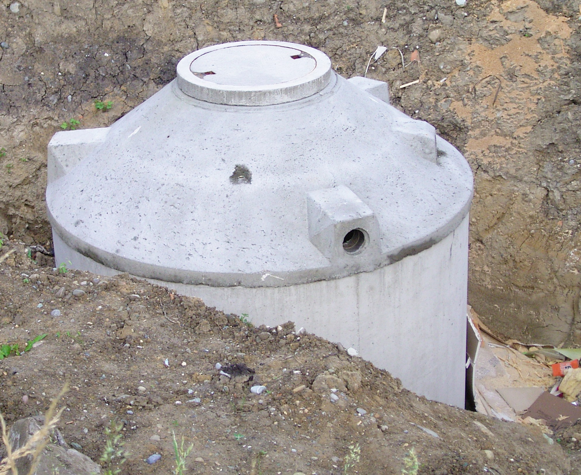 Description rainwater harvesting system jpg - Rainwater Cistern