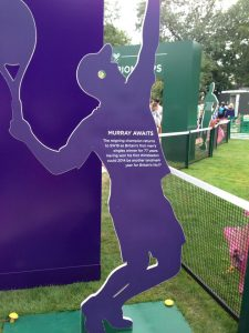 Catch up with Wimbledon wherever you are