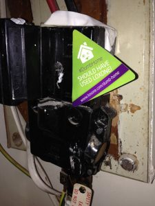 Loxone Stickers - Cutting Down on Bad Installs