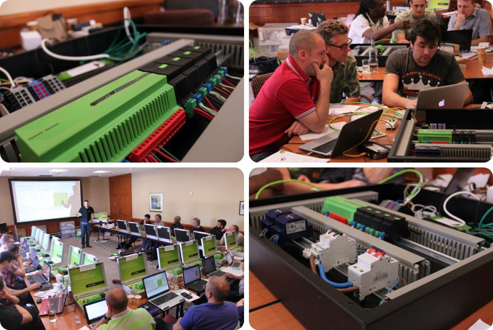 Loxone Training Courses