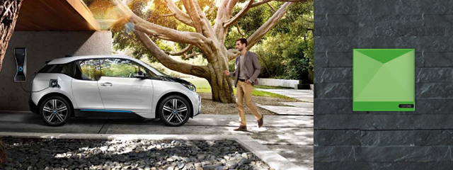 Loxone And Bmw Offer Solar Powered Electric Car Charging
