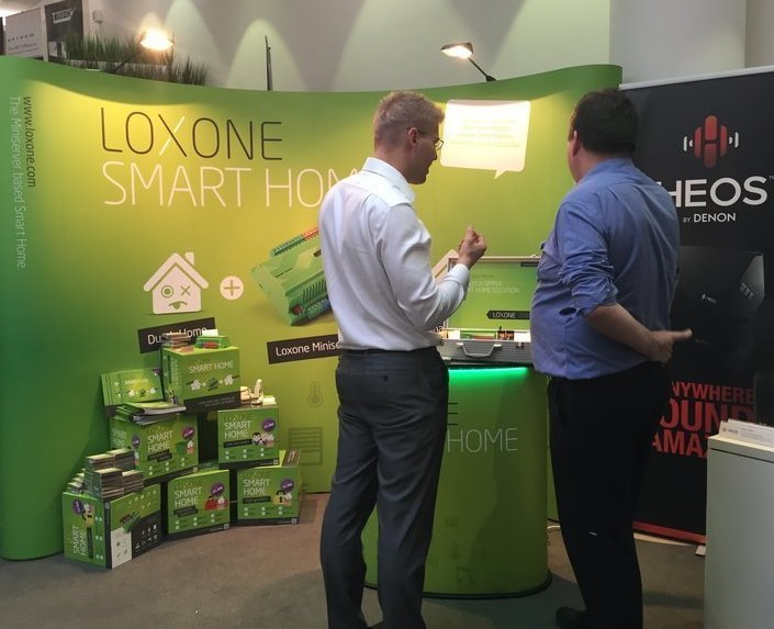 Loxone At The CEDIA Tech Forum