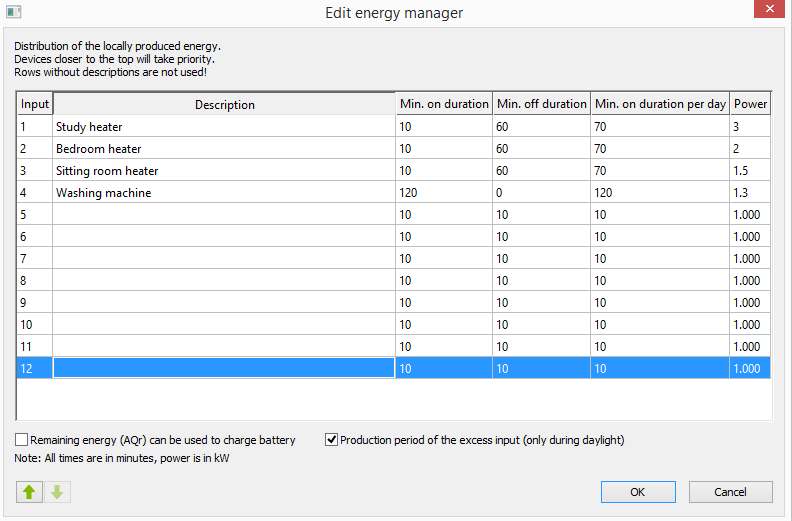 Example Screenshot Of Energy Management Edit In Loxone Config