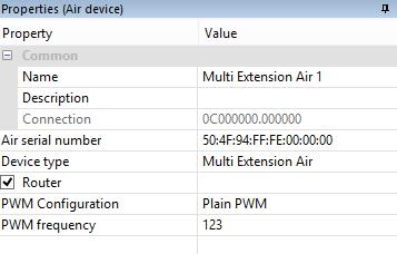 PWM Control Signal