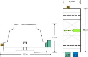 EnOcean Extension Layout