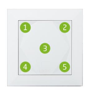 5 Zone Touch For Nano IO