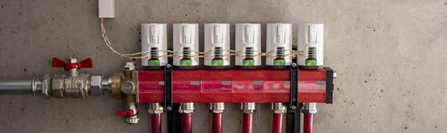 loxone smart home valve actuators