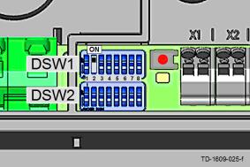 Keba Wallbox Dip Switches