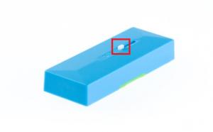 Water Sensor Air Learn Button