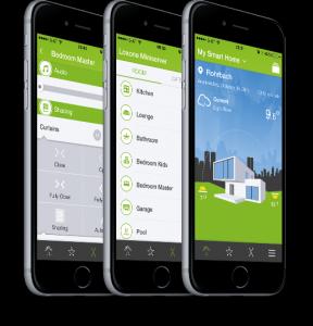 Loxone App Phone