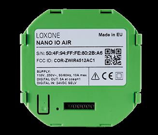 Nano IO Interface Slot