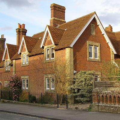 Example Retrofit House