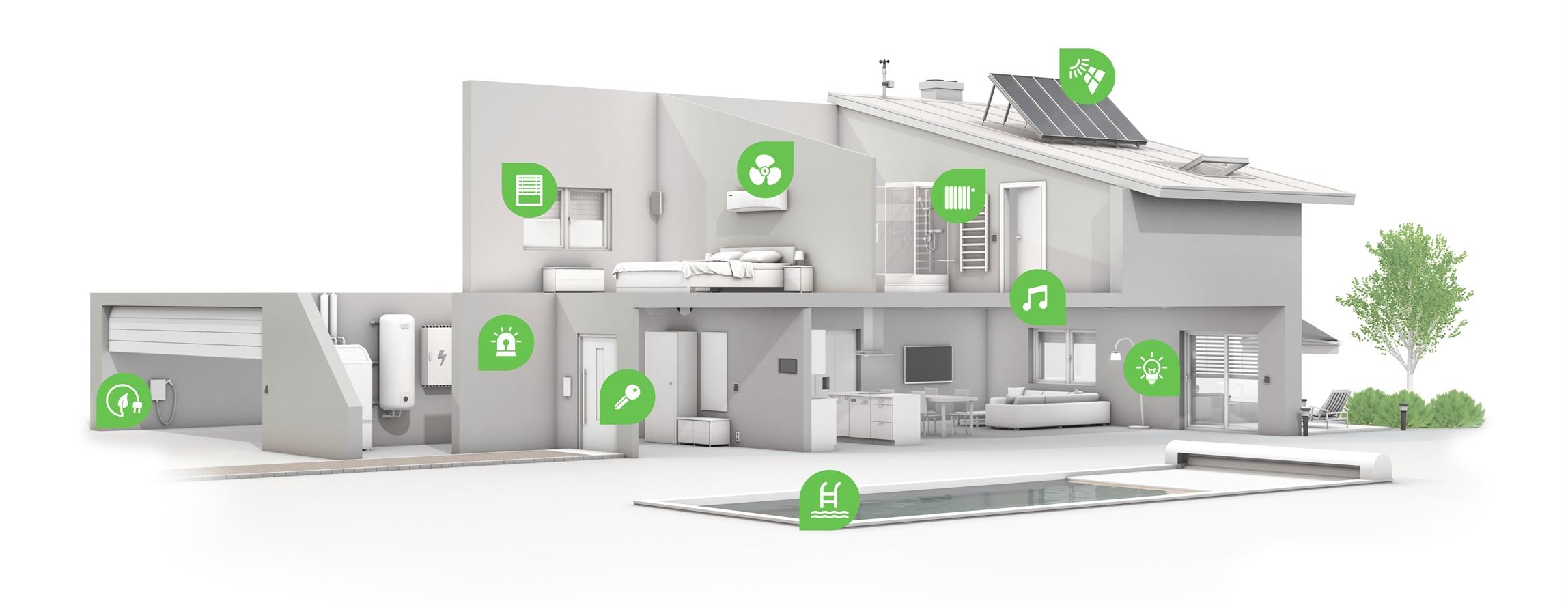Smart Lighting | Intelligent Lighting Control & Lighting Moods For ...