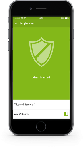 Smart Home App - Security