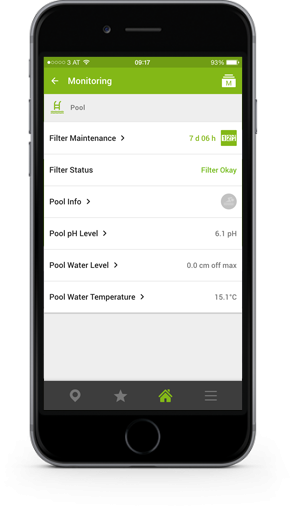 Smart Home App - Maintenance Counter