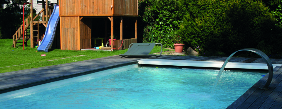 Loxone Multi Extension Air for the swimming pool