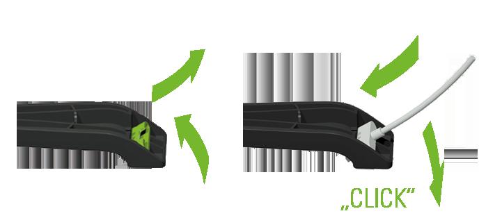 wallmount charging