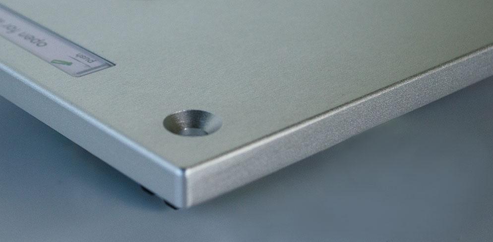 Intercom Aluminum