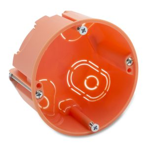 Orange-circular-back-box