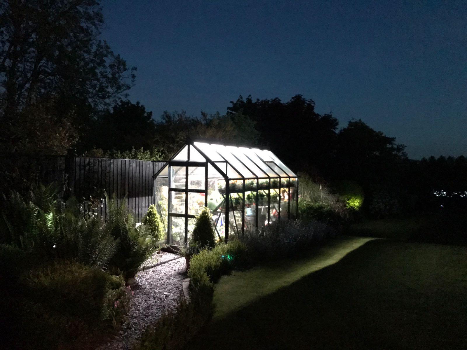 Loxone Smart Greenhouse