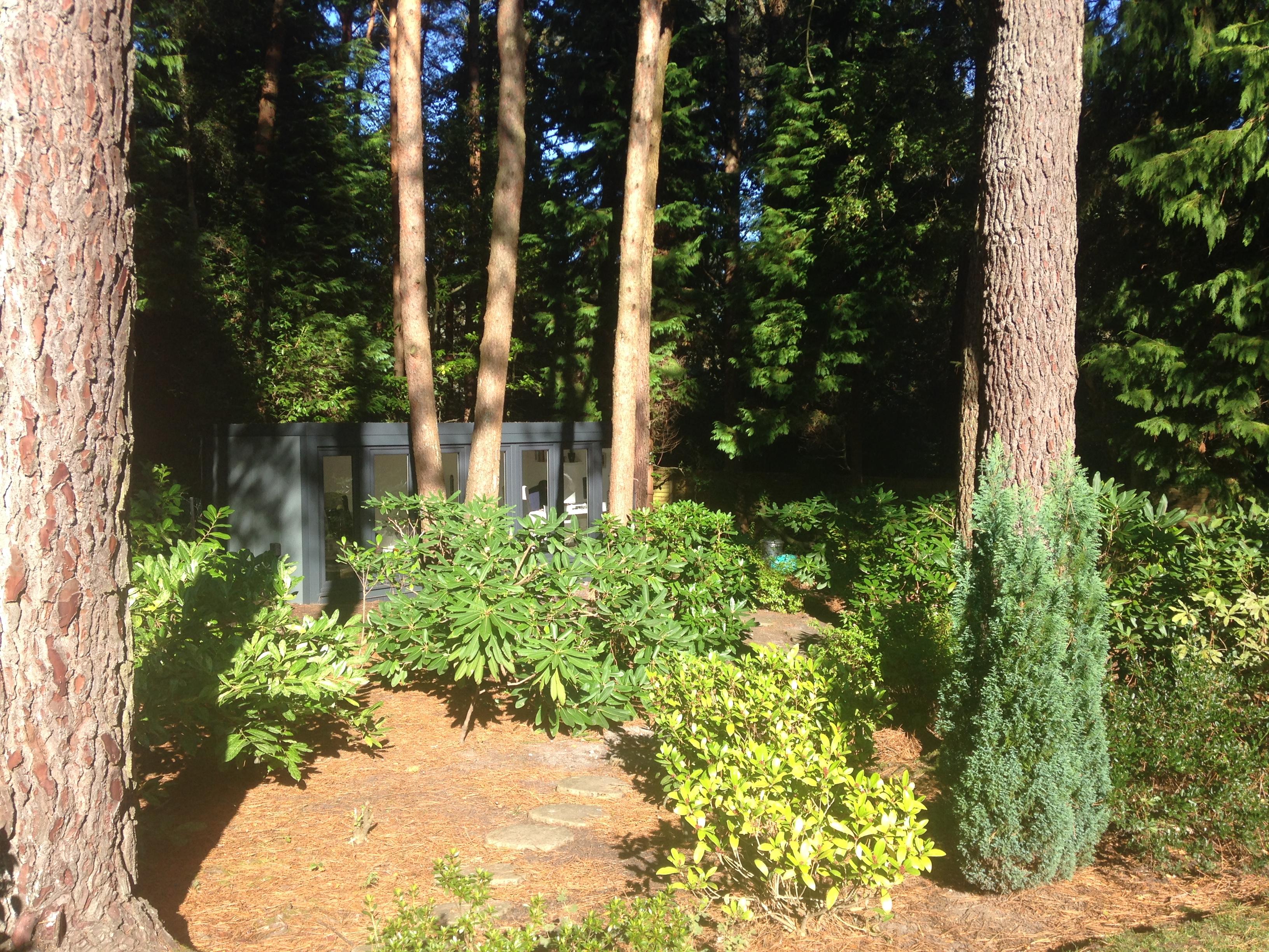 Amica Garden Office Pod
