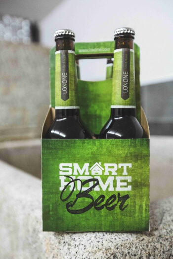 Loxone Smart Home Beer