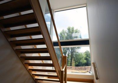 Skyridge - Interior Stairs 1