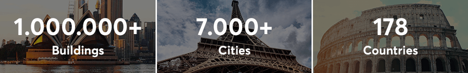 Earth Hour 2018 - Statistik