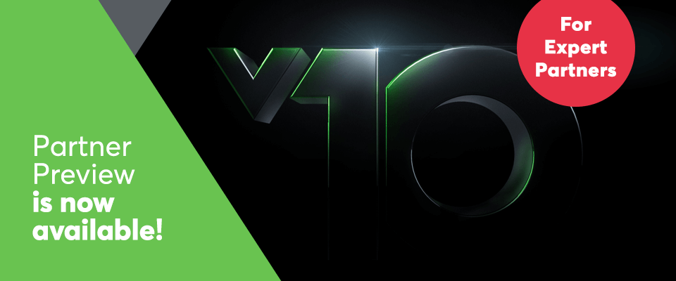 Introducing the Partner Preview for V10