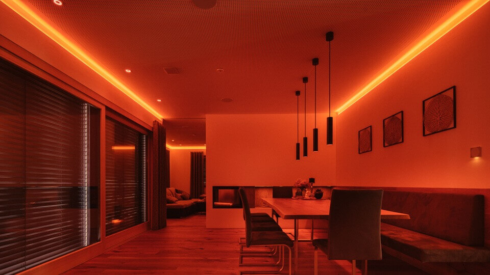 Smart Lights Smart Spotlights Pendants Amp Led Strip Loxone
