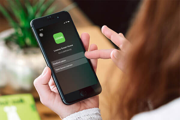 The Loxone Smart Home App | App Home Control - Loxone