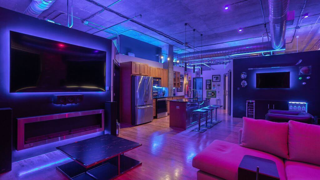 Loxone Loft Apartment