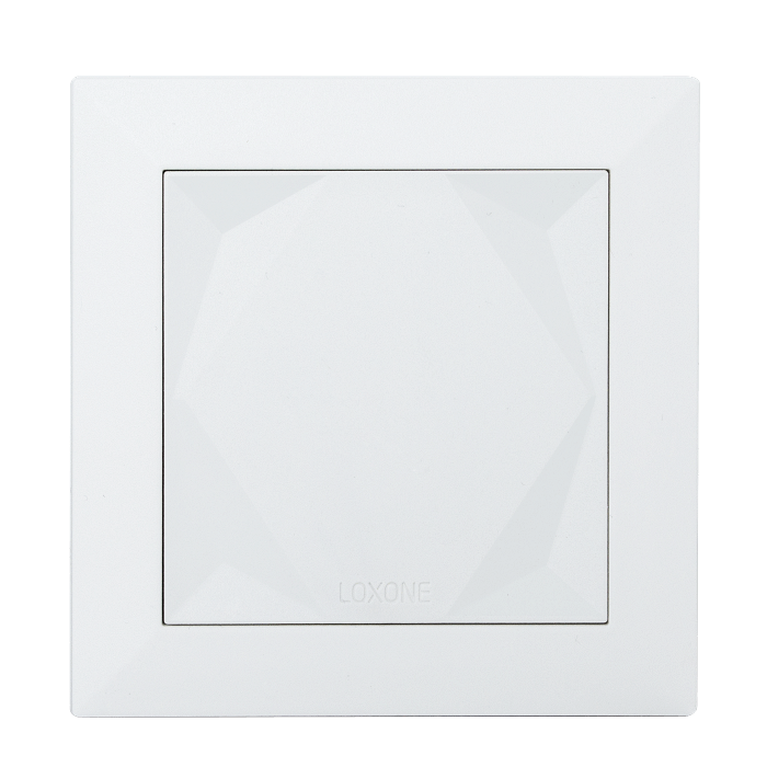 Touch switch with built-in temperature sensors