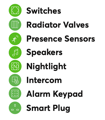 """""""Exclusive"""" Smart Home Package Key"""