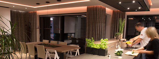 How To Plan Lighting With LED Spotlights