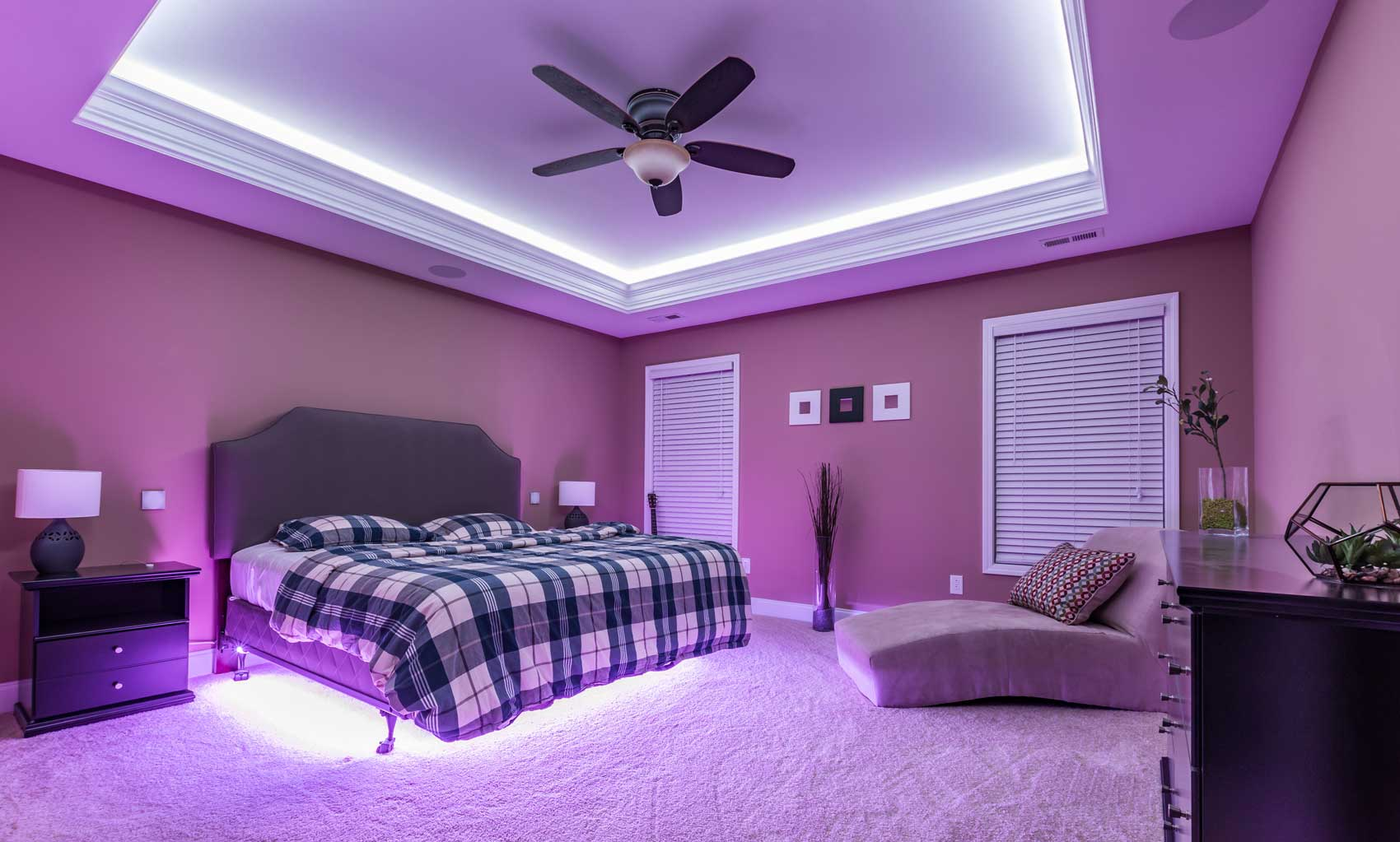 mood lighting for bedroom ambient lighting utilize led lights to set the mood of 16469