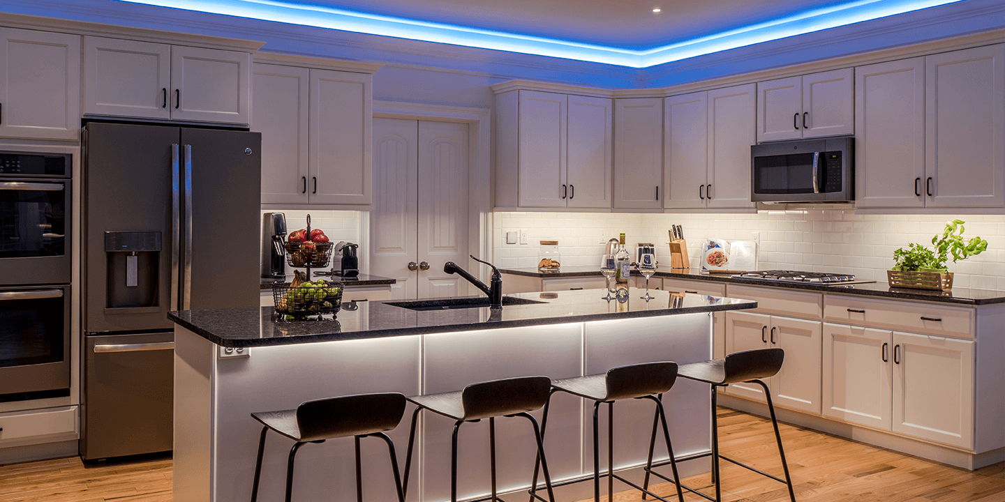 Uncategorized how to choose under cabinet lighting kitchen wingsioskins home design - Choosing the gorgeous led kitchen lighting for your house ...
