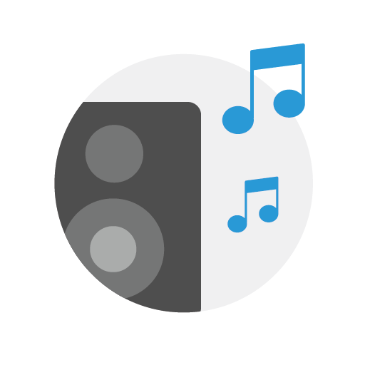 multiroom audio logo