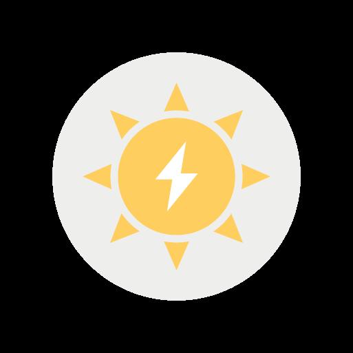 solar & photovoltaic logo