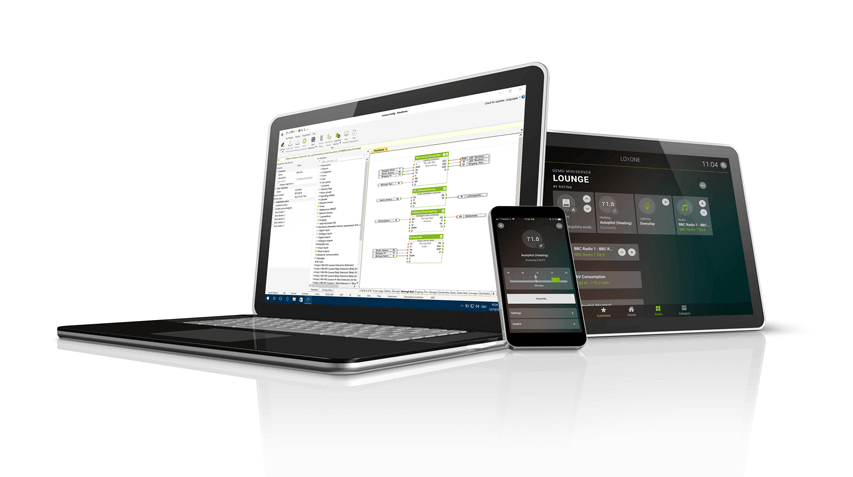 Powerful software for your smart home