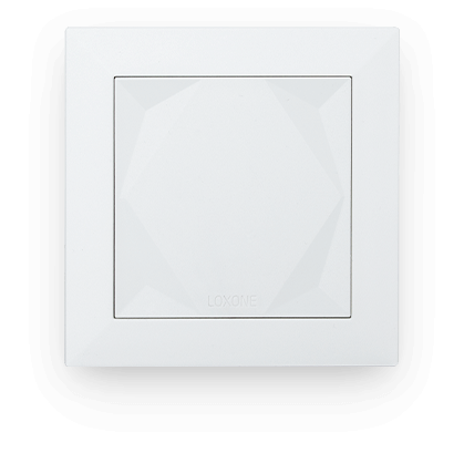 White Touch switch