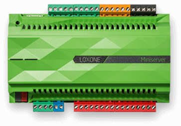 Loxone Miniserver close-up