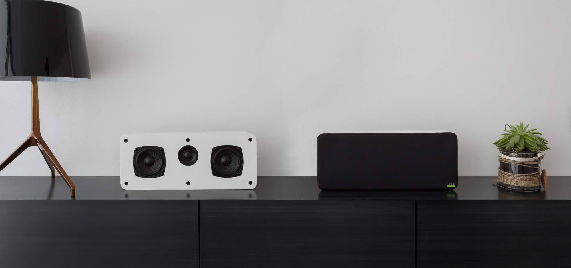 Fullscreen Speakers